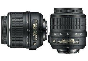 Lente para Câmeras Nikon Af-p 18-55mm F/3.5-5.6g Vr Dx Nikkor *7298*