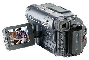 Super Câmera Filmadora da Sony Handycam Vídeo Hi8 * 7233*