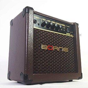 Amplificador Borne Infinit Cv60 Acústico Violão *7347*