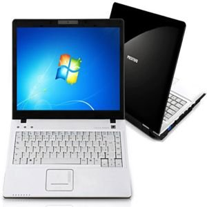 "Notebook Usado Positivo Premium D2175 Celeron 2GB HD 80GB Tela 14"" DVD, 3 USB, Webcam Win 7 *7346*"