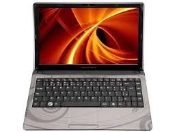 "Notebook Usado Positivo Aureum Intel 1.30ghz HD 80GB 2GB 3 USB, VGA, Tela 13.3"" Win 7 *7361*"