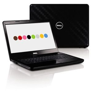 Notebook Dell Inspiron N4020 Pentium Dual Core, 2.30GHz, 3GB, HD 320GB, Wifi *7395*