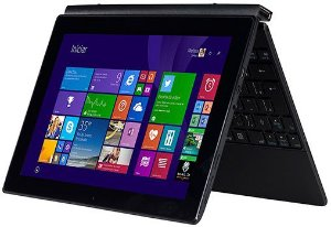 "Notebook CCE Two One F10-30, Intel Atom Z3735G, 1.33 Ghz, 1 GB, HD 16 GB, Windows 8.1, Wifi, Bluetooth, 10"" Polegadas *7511*"