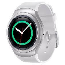 "Smartwatch Samsung Gear S2 Sport Tizen Tela 1.2"" Bluetooth 4Gb  Branco *7364*"