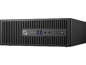Computador HP ProDesk 600 G1 SFF Core i5 4GB HD 500GB com Serial DB9 *7285*