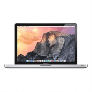 "Macbook Pro A1286 Intel I7 2.66ghz 500GB 4GB Tela 15"" 2 USB, Slot para Cartão SD, Webcam, Wifi, Bluetooth, MAC OS X EL CAPITAN *7517*"