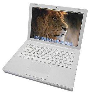 "Macbook A1181 Intel Core 2 Duo 2GB 250GB OS X Yosemite 13""polegadas *7521*"