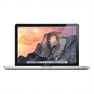 """Macbook Pro A1286 Intel I7 2.66ghz 1 Tera 1GB Tela 15"""" 2 USB, Slot para Cartão SD, Webcam, Wifi, Bluetooth, MAC OS X EL CAPITAN *7517*"""