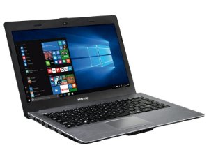 "Notebook usado 3D Positivo Premium S6055 14""polegadas Intel Core I3 320GB 2GB DVD, Webcam, Wifi, HDMI Win 7 *7522*"
