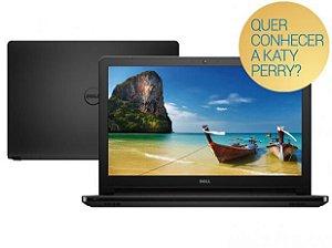 Compro Notebook Dell Inspiron i15-5566-D30P Intel Core i5, faça sua avaliação hoje mesmo, pagamos à vista