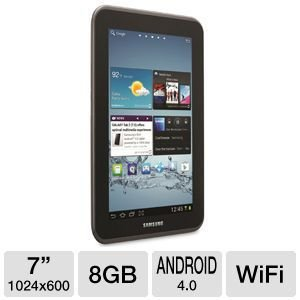 Tablet Samsung Tab 2 GT-P3113 8GB Câmera 3.2MP *7855*