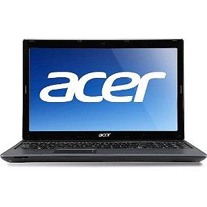 "Notebook Acer Aspire 5741z Intel Pentium 2.0ghz 4gb HD 320gb HDMI, Webcam, Tela 15.6"" HDMI, Rede, DVD-Rom,  Win 7 Aceitamos notebooks usado *7219*"