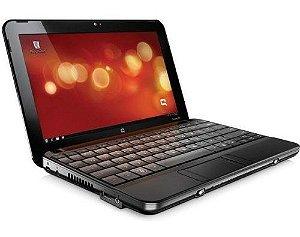 "Netbook HP Mini 110-1125nr Intel Atom  1.60ghz HD 160gb 2GB Tela 10"" Win 7 Aceitamos notebooks usado *7160*"