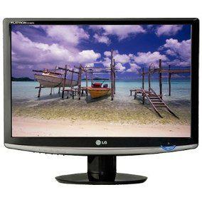 "Monitor LG Flaton W1752T-PF de 17"" Polegadas *7036*"