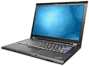 Notebook Lenovo T400 Core 2 Duo 2.4ghz, 4 GB, HD 320, Webcam WIndows 7, 3 USB, CD, Wireless. Win 7 Aceitamos seu notebook usado na troca *D481*