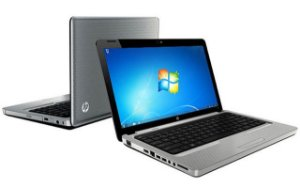 "Notebook HP G42 Intel Pentium Dual Core 2.30ghz HD 320gb 2GB Webcam Win 7 Tela 14"" HDMI, 3 USB, Slot SD Aceitamos notebooks usados na troca *7253*"