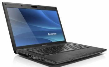 "Notebook Lenovo G460 Intel Core i5 2.53ghz, 250Gb, 4GB, 3USB Webcam, DVD, Wifi, Tela 14"" Win 7. Aceitamos notebooks usados na troca. *7174*"