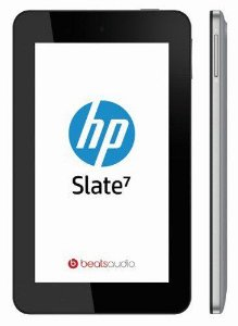 """Tablet HP Slate 7 2800 Prata Tela 7"""" Wi-Fi, Android 4.1, 8 Gb, Arm A9 Dual Core 1.6 Ghz, Câmera 3 MP Aceitamos Tablet Usado *9014*"""