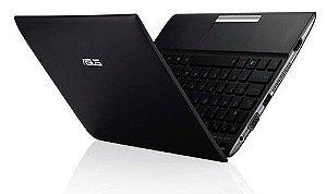 """Netbook Asus Eee PC Flare series Intel Atom 1.6ghz 2GB HD 160GB HDMI, Tela 10"""" Webcam Win 7 Aceitamos seu usado como forma de pagamento*7171*"""