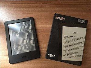 Leitor Kindle Amazon WP63GW 7ªgeraçao Wi-fi Tela sensível ao toque  *9031*
