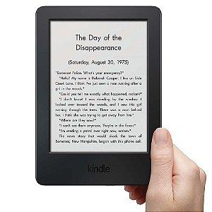Ebook Kindle PaperWhite 5ª Geraçao Wi-fi  *9039* Leitor de livros Digitais.Não cansa os olhos.