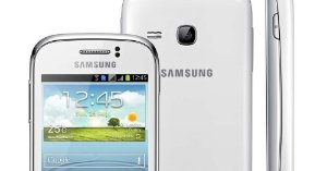 Smartphone Samsung Galaxy Young TV GT-S6313T Cinza, Android 4.1.2, 2GB, wifi, bluetooth, TV Digital, Dual Chip *7471*