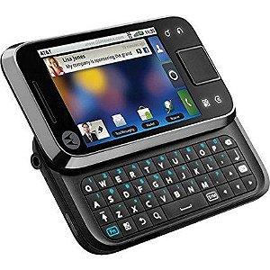 Motorola FLIPSIDE MB508 Câmera 3mp Android 2.2 WIFI GPS Rádio *7487*