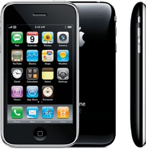 Iphone Apple 3G, 8GB, Wifi, Bluetooth Câmera 3mp *7472*