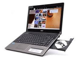 Notebook Acer Aspire 4745Z Pentium P6000 1.87GHZ 320GB 4GB 14' Wifi Webcam DVD HDMI *7449*