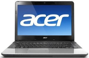 Notebook Acer  Aspire E1-421  Amd E1-1200 1.40ghz 120Gb 4Gb DVD WEBCAM WIFI HDMI USB WIN7  *7868*
