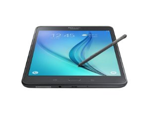 "Tablet Samsung Galaxy Tab A 4G SM-P355M com S Pen, Tela 8"", 16GB, Câmera 5MP, GPS, Android 5.0, Processador Quad Core 1.2 Ghz – Cinza"