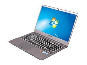 "Notebook Usado Samsung NP700Z4AH Intel Core i5-2450M 2.5 GHz HD 500GB 4GB, Tela 15""  Wifi, HDMI, Win 7 Aceitamos notebooks usados *5*"