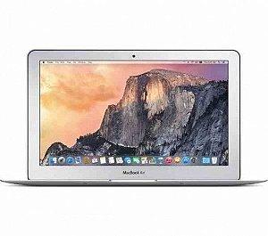"""*661* MacBook Air A1370 Tela 11.6"""" Core i5 1.6Ghz, 60 SSD, 2GB, Yosemite, 1 USB 2.0, 1 Thunderbound, Webcam. Aceitamos Macbooks, tablets, Notebooks, Netbooks e Gadgets como parte do pagamento em nossa loja"""