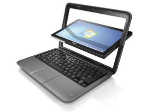 """*864* Notebook 2 em 1 Dell Inspiron Duo  1.5ghz™, 2GB, 250GB, 2 USB, Wireless, LED 10"""" e Windows 10. A tela dele gira fazendo ele virar um tablet, você pode acessar os programas tocando na tela. aceitamos trocas por Notebooks, ipod, ipad, netbook, quadros"""