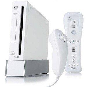 *856* Nintendo Wii RVL-001 completo com os dois controles, fonte cabo e sensor sem fio. Enviamos no mesmo dia da compra para todo Brasil.