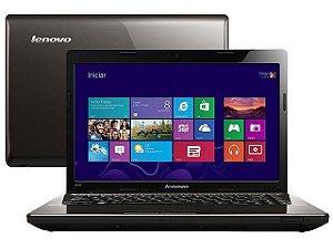 *594* Notebook Lenovo G480 Cel. 1.8ghz, 4gb, HD 320gb Hdmi Webcam Win7, Webcam, 2 USB 3.0 Aceitamos trocas por tv, tables, ipad, notebooks etc..