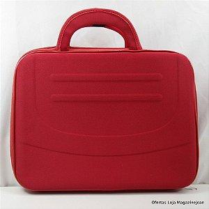*M1* Maleta de Notebook Vermelha 14 polegadas nova muito linda, ao comprar seu notebook leve junto esta linda maleta em oferta