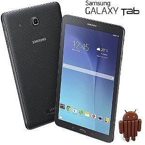 *N5060* Tablet Samsung Galaxy Tab E SM-T561M Quad Core 1.3Ghz 3G 8GB  cliente ganhou como premiação de venda, aproveite e venha já para nossa loja aceitamos diversos produtos como parte de pagamento.
