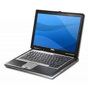 *D630-5* Notebook com Serial DB9 Dell Latitude D630 Intel Core 2 Duo 2.0Ghz HD 120GB 2GB, FireWire 1394, SmartCard, VGA, 4 USB, Wifi, Rede Lan, Windows 7
