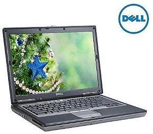 *D630-7* Notebook com Serial DB9 Dell Latitude D630 Intel Core 2 Duo 2.0Ghz HD 320GB 3GB, FireWire 1394, SmartCard, VGA, 4 USB, Wifi, Rede Lan, Windows XP