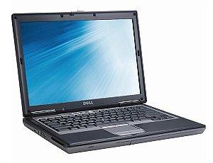 *D630-8* Notebook com Serial DB9 Dell Latitude D630 Intel Core 2 Duo 2.0Ghz HD 320GB 3GB, FireWire 1394, SmartCard, VGA, 4 USB, Wifi, Rede Lan, Windows 7