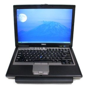 *D630-10* Notebook com Serial DB9 Dell Latitude D630 Intel Core 2 Duo 2.0Ghz HD 500GB 4GB, FireWire 1394, SmartCard, VGA, 4 USB, Wifi, Rede Lan, Windows 10