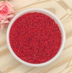 Miçanga Vidrilho - Vermelho - 20 gramas