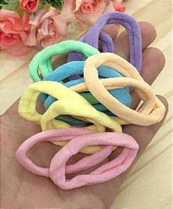 Xuxinha de Meia - Cores Candy - Grande - 12 unidades (2 de cada cor)