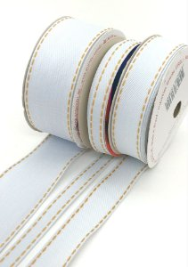 Fita Jeans Sinimbu - Branca - 10 metros