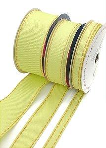 Fita Jeans Sinimbu - Amarela - 10 metros