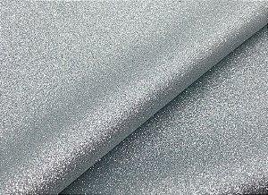 Lonita Glitter Fino - Prata - 24x35cm - Unidade