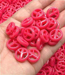 Entremeio - Paz e Amor - Rosa - 20 gramas