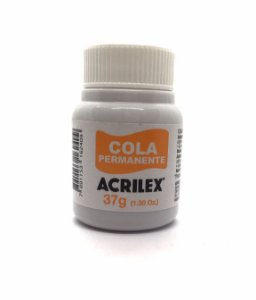 Cola Permanente - Acrilex - 37g