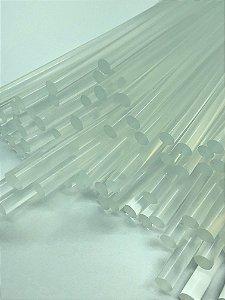 Bastão de Cola Quente Fino - Tekbond - 30 cm - Unidade